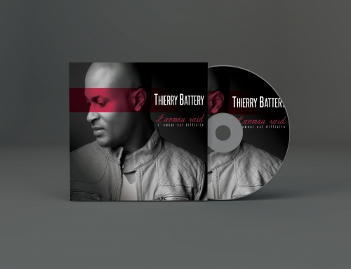 Cover CD – Artiste Thierry Battery