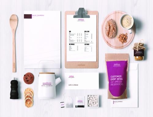 Création identité visuelle – Design Pastry