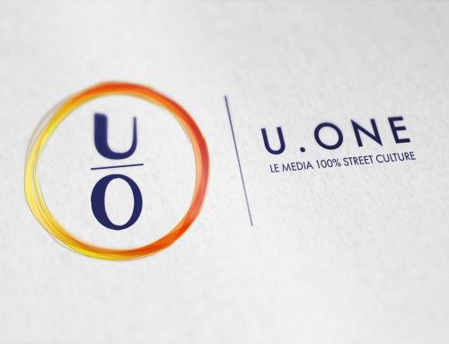 Création identité visuelle – U.ONE Media