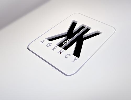 Création identité visuelle – K&K AGENCY