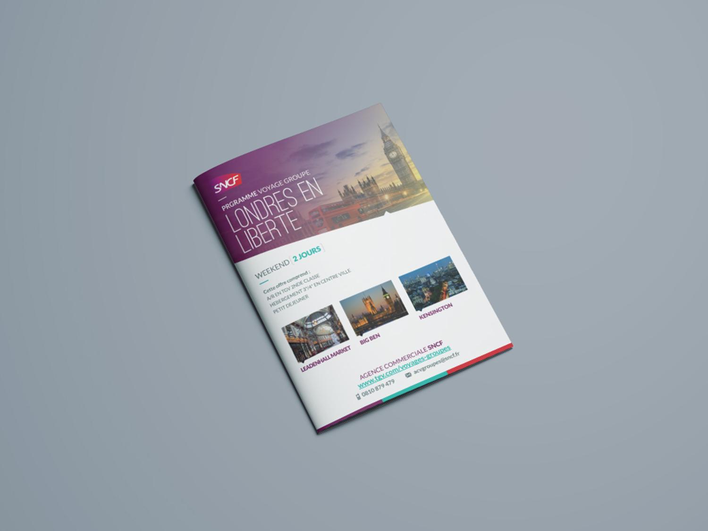 Création programme voyage – Groupe SNCF