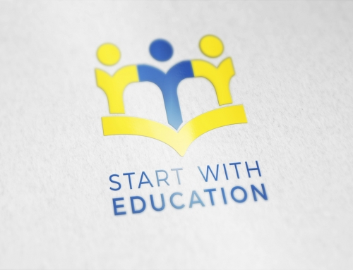 Création identité visuelle – Association Start With Education