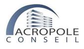 Logo Acrople Conseil - Studio Locadesign-Communiquer avec une image alignée à La Seyne sur Mer