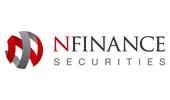 Logo Nfinance - Studio Locadesign-Communiquer avec une image alignée à La Seyne sur Mer