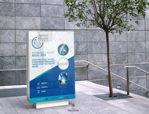 Identité visuelle & Communication – Agence ABE